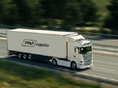 Serviços da PM&F Logistics